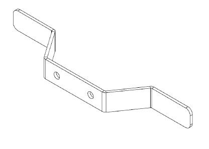 Držiak kábla pre odvlhčovače AD 120-240-290-400 B