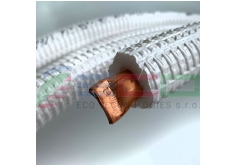 """[Medené potrubie s izoláciou 5/8"""" (Ø 15,87mm x 1mm)]"""