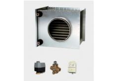 [Dantherm vodný vykurovací výmenník, d160mm]
