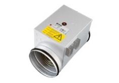 [Dantherm potrubný el. dohrev, (1,2kW), externé ovládanie 0-10V]