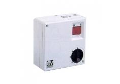[SCNRL 5  (5-stupňová regulácia otáčok, montáž na stenu, tlačidlo na zapnutie svetla, max. záťaž 250W)]