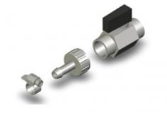 """[1/2"""" konektor odvodu kondenzátu s pripojením na hadicu]"""