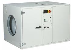 [Stacionárny bazénový odvlhčovač CDP 165 W 3F s vodou chladeným kondenzátorom a montážou do strojovne]