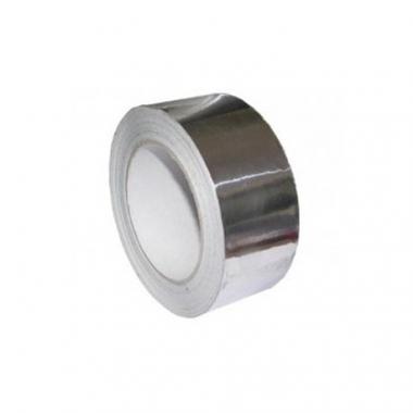 Samolepiaca hliníková páska šírka 50mm, dĺžka 50m