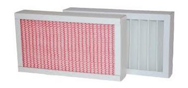 Dantherm HCV 400 - sada panelových filtrov, G4