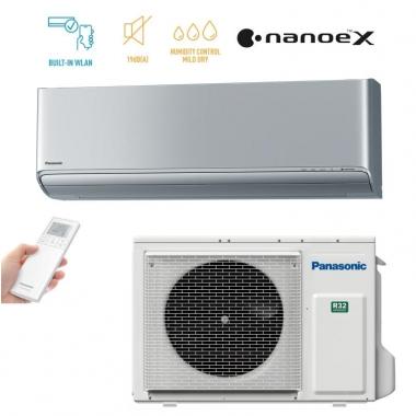 Panasonic KIT-XZ25-XKE (silver)