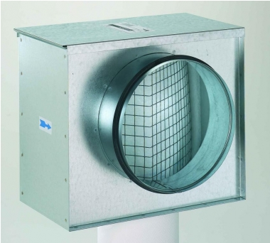 AF 100 (filtračný box)