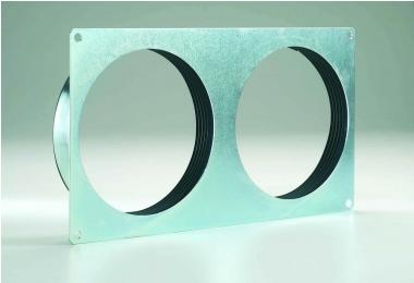 Lineo-PF 100 (sada pre montáž dvoch ventilátorov vedľa seba)