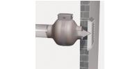 Kovové ventilátory do potrubia