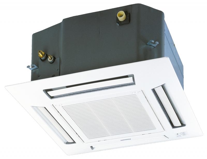 Panasonic kazetová klimatizácia KIT-Z25-UB4 | ECO Technologies s.r.o.